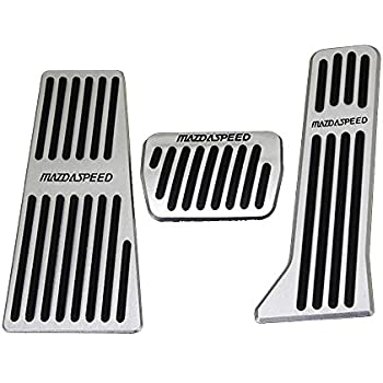 Weigesi Car Pedal auto Foot Pedals for Mazda CX-3 CX3 CX-5 CX5 MAZDA3 MAZDA6 Automatic Transmission at 2015-2018