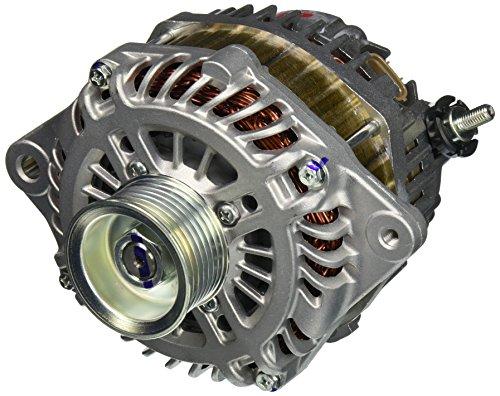 Alternator Denso Nissan Alternator - Denso 210-4255 Remanufactured Alternator
