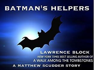 book cover of Batman\'s Helpers