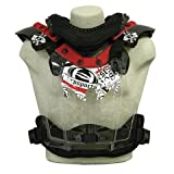 HRP Sports Flak Jak LT-IMS Chest Protector - Youth (RED)