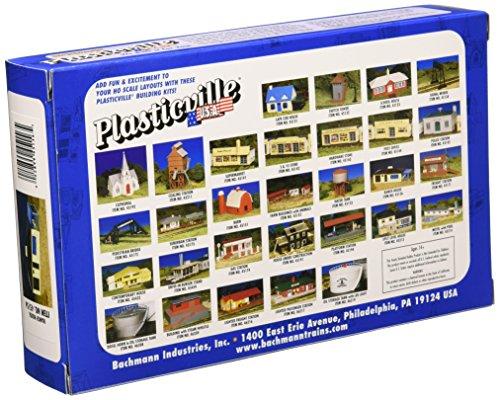 Review Bachmann Industries Plasticville U.S.A.