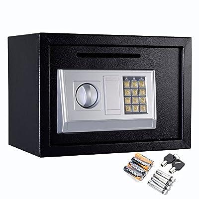 "14"" Digital Depository Drop Cash Safe Box (Brand New)"