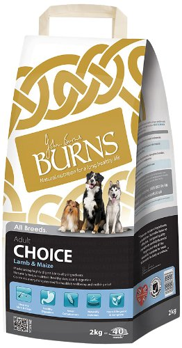 Burns Adult Lamb & Maize Choice 6Kg