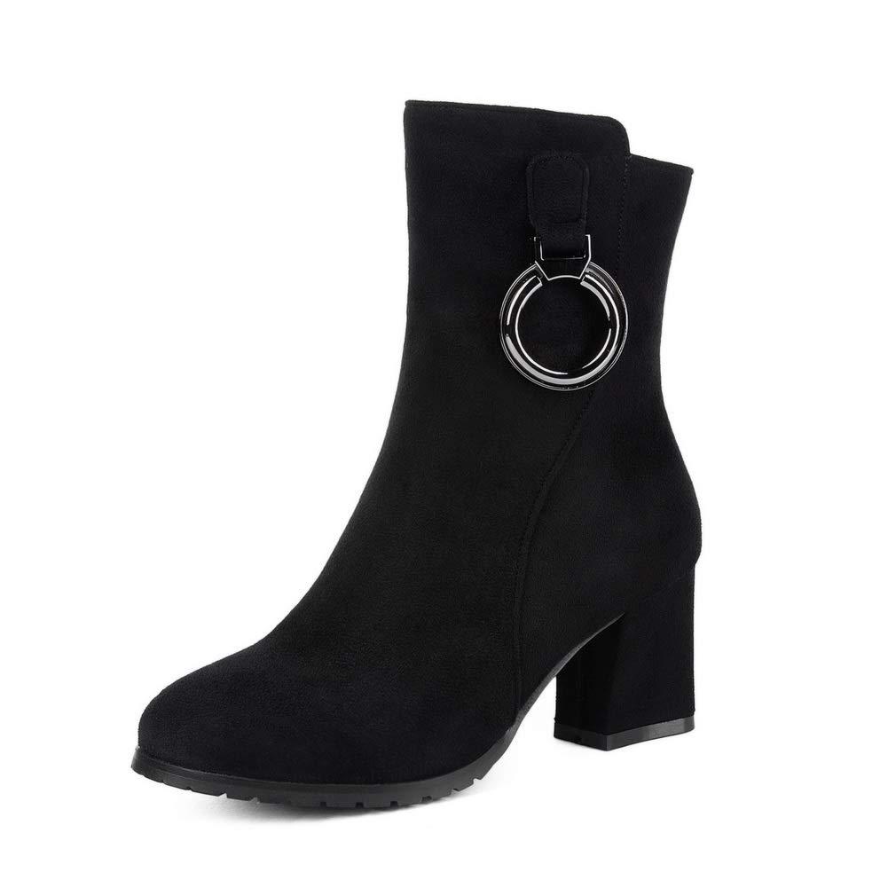 Hasenohren Knöchel faltbar Sportschuhe warme Schuhe aus