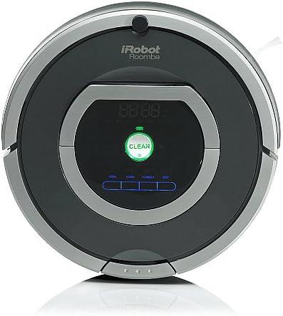 iRobot Roomba 780 - Robot aspirador (diámetro 35 cm, autonomía 120 ...