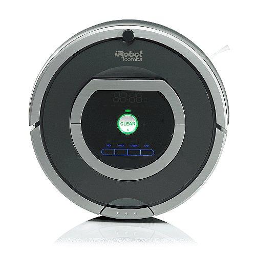 412 opinioni per iRobot Roomba 780 Aspirapolvere robot domestico