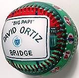David Ortiz Retirement Boston Red Sox Landmark Baseball – Limited edition of 500