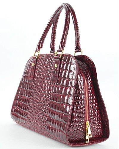 Main Sac SA140423RL à Femme histoireDaccessoires Felicite Bordeaux Cuir OPnqEwf8df