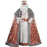 Disfraz Rey Baltasar Lujo: Amazon.es: Juguetes y juegos