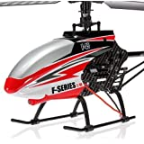 MJX F645 F45 4ch LCD 2.4GHZ Large Single Blade Rc Helicopter (Colors may vary)
