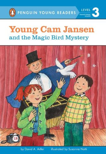 Read Online Young Cam Jansen and the  Magic Bird Mystery pdf epub