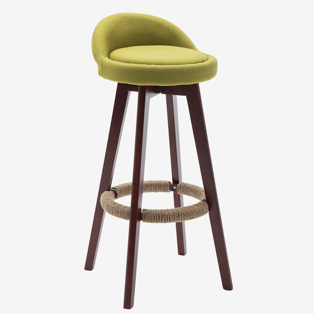 C9 SUNNY Breakfast Counter Chairs Bar Stools High Stools Multicolor (color   C2)