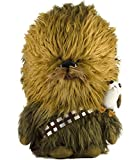 "Star Wars: The Last Jedi, 24"" Talking Chewbacca & 6"" Porg Plush Toy"