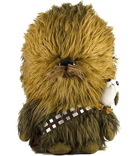 Star Wars: The Last Jedi Talking Chewbacca Plush Toy