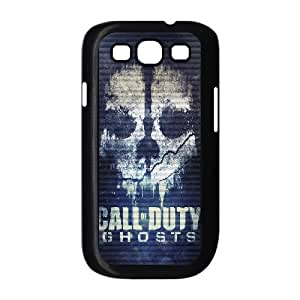 Samsung Galaxy S3 I9300 2D DIY Hard Back Durable Phone Case with Call of Duty Ghosts Image