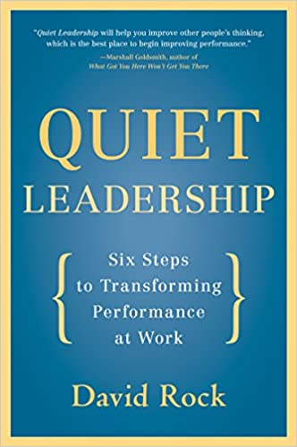 Amazon quiet leadership six steps to transforming performance amazon quiet leadership six steps to transforming performance at work ebook david rock kindle store fandeluxe Images
