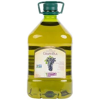 GrapeOla Grapeseed Oil, 3 Liter