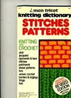 Mon Tricot Knitting Dictionary OJ13.…