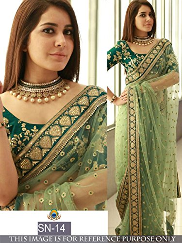 Delisa-Fashion-Ethnic-Designer-Bollywood-Party-Wear-Salwar-Kameez-Pakistani-Indian-Saree-sn-14