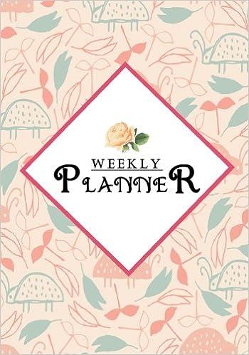 Weekly Planner: 7