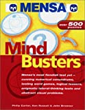 Mensa Mind Busters, Philip Carter and Ken Russell, 1571458824