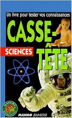 En ligne téléchargement Casse-tête sciences pdf ebook
