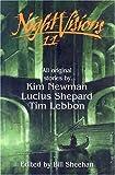 Night Visions 11, Bill Sheehan, Kim Newman, Lucius Shepard, Tim Lebbon, 1931081948