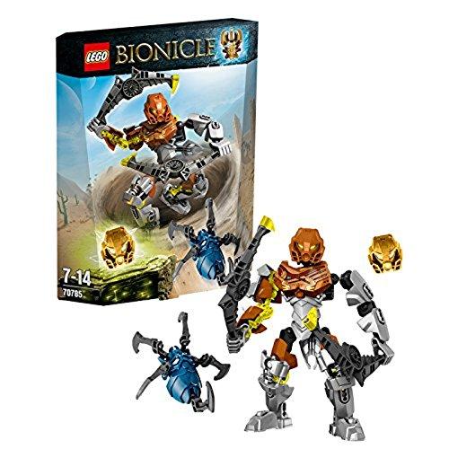 Lego Bionicle - 70785 - Jeu De Construction - Pohatu - Maître De La Pierre