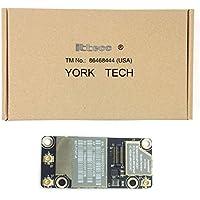 ITTECC Wireless WIFI WLAN+BT Bluetooth Card Fit For Apple airport Macbook Pro A1286 A1297 2010 607-6503-A 607-7147-A 607-7153-A BCM943224PCIEBT BCM43224