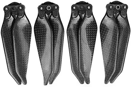 Carbon Fiber Propellers Quick-release CW /& CCW 2 Pairs for DJI Mavic Air Drone