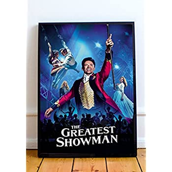 greatest showman inspired musical poster print wall art gift merchaindise