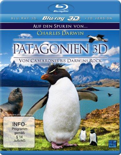 - Patagonien 3D - Auf den Spuren von Charles Darwin: Von Camarones bis Darwins Rock