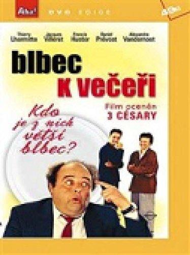 Blbec K Veceri (Dinner for Schmucks) [paper sleeve]