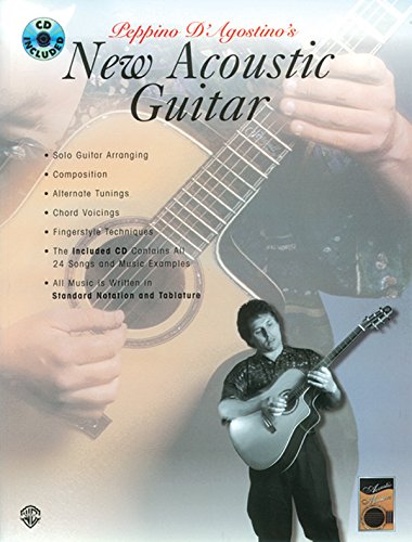 - Acoustic Masters: Peppino D'Agostino's New Acoustic Guitar, Book & CD (Acoustic Masters Series)