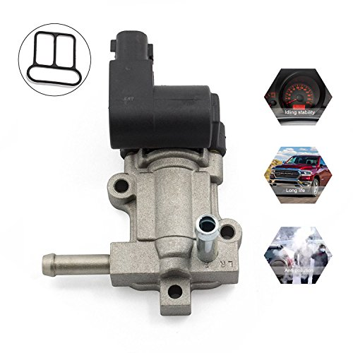 Toyota Idle Control Valve - Carrep New Idle Air Control Valve Motor IAC IACV 2000-2004 For TACOMA 2.4L 2.7L L4