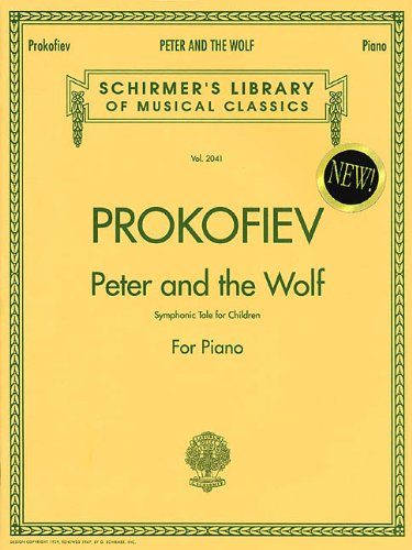 Peter and the Wolf: Piano Solo