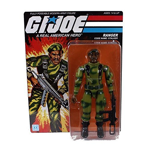 Gentle Giant Studios GI Joe: Stalker Jumbo Action Figure by Gentle Giant