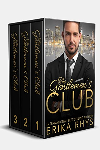 The Gentlemen's Club Complete Boxed Set: A Billionaire Romance Series (The Gentlemen's Club Series) (English Edition)