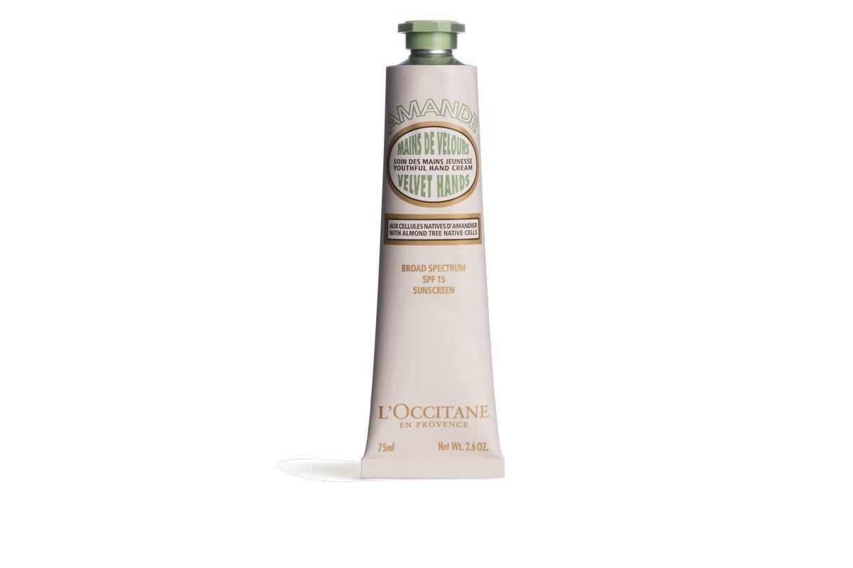 Crema de Manos Terciopelo Almendra - 75 ml - LOCCITANE: Amazon.es: Belleza