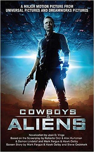 Descargar libros en pdf gratis español Cowboys and Aliens by Joan D. Vinge (Literatura española) iBook