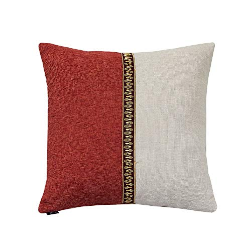 Amazon.com: Sherwy - Cojín cuadrado para sofá chino, moderno ...