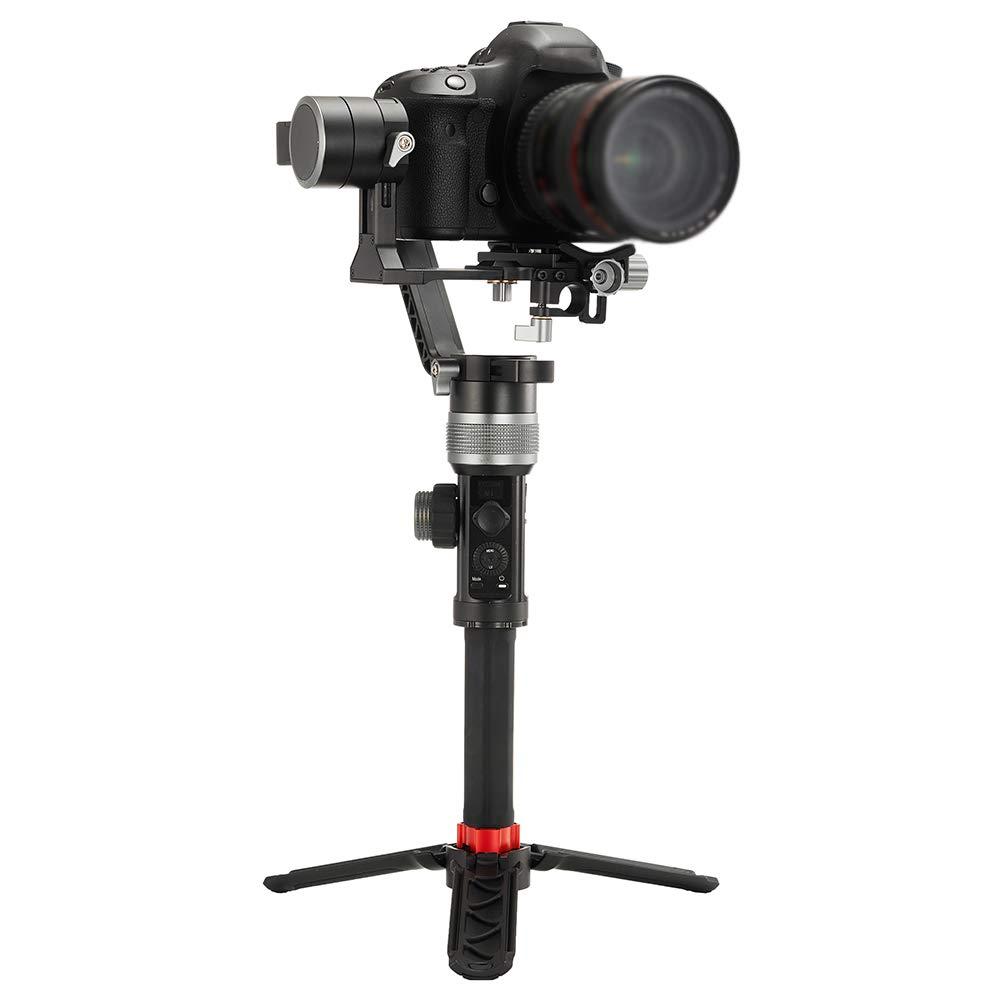 D3 デュアルハンドグリップキット 3軸カメラ ジンバル デジタル一眼レフカメラ スタビライザー キャノン 5D 6Dシリーズ、ソニー A9 A7シリーズ a6500、a6000、パナソニック GH4/GH5、キャリーケース付き   B07P73THPV