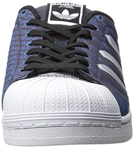 Adidas Originals Mens Superstar Ctmx Skor Night Marin / Vit / Svart