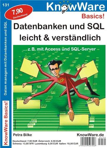 Datenbanken und SQL leicht & verständlich