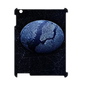 3D IPad 2,3,4 Cases Globe Night View For Women Protective, Ipad Case 234 Vinceryshop, [White] by icecream design
