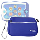 DURAGADGET Blue Neoprene Case Cover with Front Storage Pocket for The Paw Patrol - Ryder's Paw Pad
