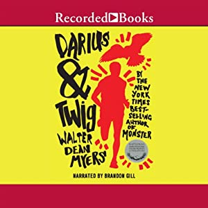 Darius & Twig Audiobook