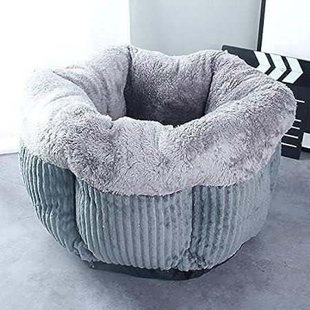 Amazon.com: Cama de forro polar suave y cálido para mascotas ...
