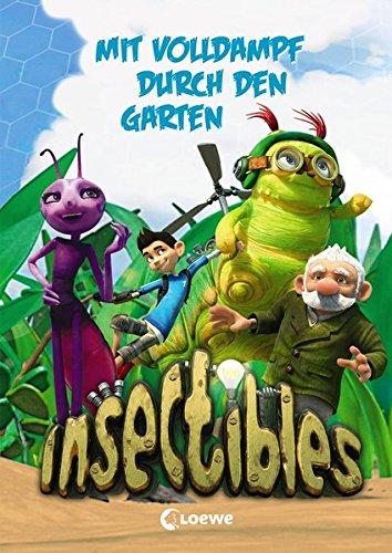 Insectibles - Mit Volldampf durch den Garten pdf