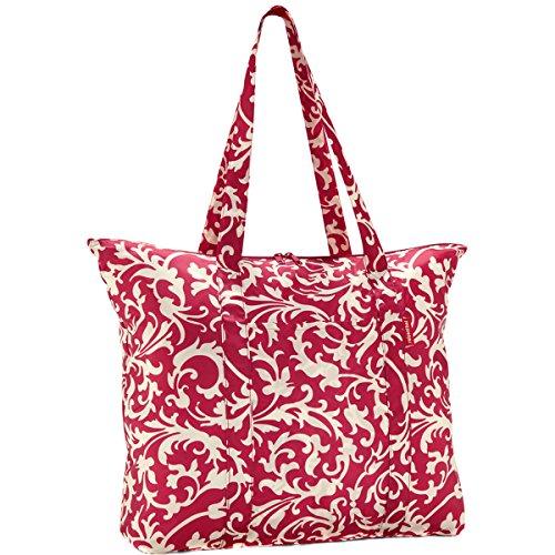 Reisenthel Reise-Henkeltasche Mini Maxi Travelbag Rot (Baroque Ruby) 4012013569203
